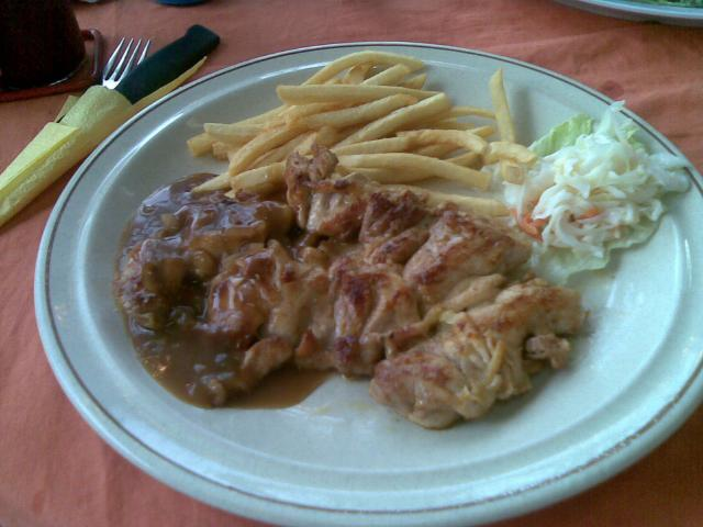chickenchop