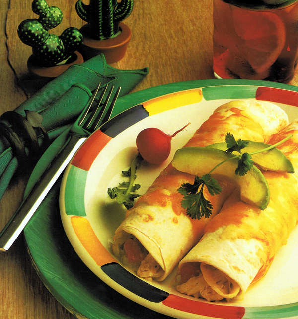 turkey-green-chile-enchiladas